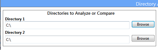 directory analysis tool